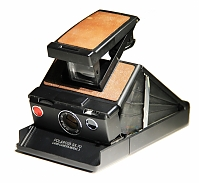 Polaroid SX-70 Land Camera Model 3